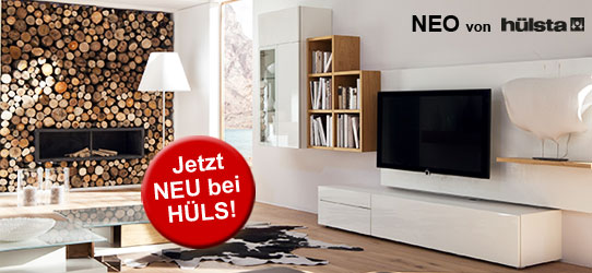 neo neu von h lsta h ls die einrichtung. Black Bedroom Furniture Sets. Home Design Ideas