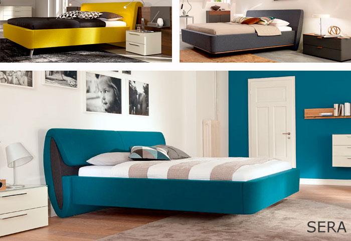 sera das neue polsterbett von h lsta h ls die einrichtung. Black Bedroom Furniture Sets. Home Design Ideas