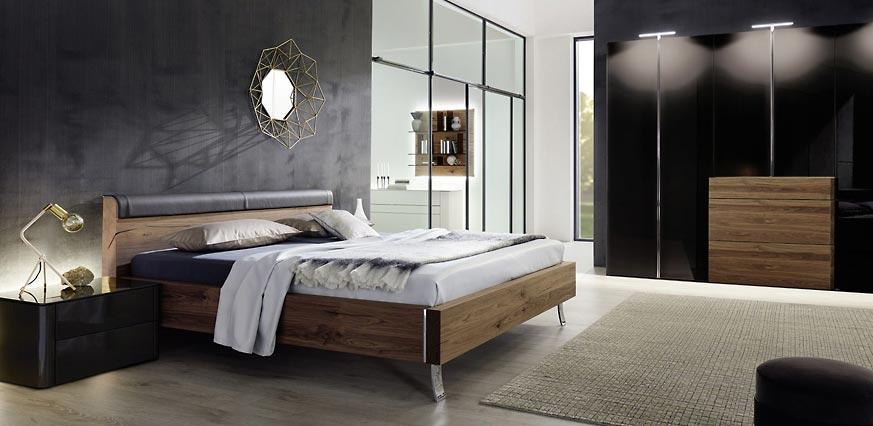 gentis die kombination zum tr umen holz lack leder h ls die einrichtung. Black Bedroom Furniture Sets. Home Design Ideas