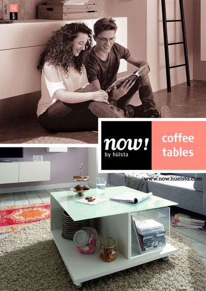 now! by hülsta - coffee tables