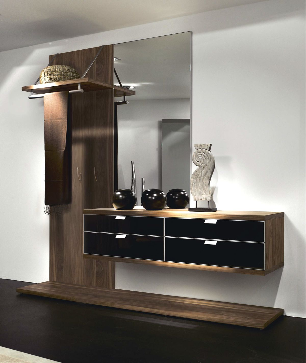 h lsta garderobe h ls die einrichtung. Black Bedroom Furniture Sets. Home Design Ideas